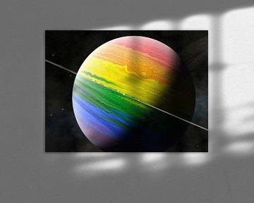 Planet LGBT van Frans Blok