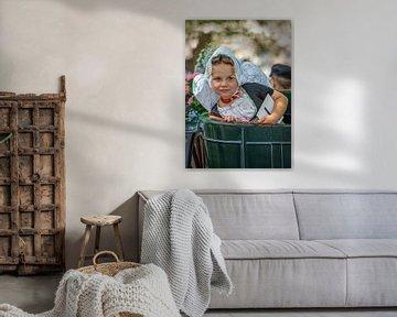 Zeeland-Mädchen von Lisette van Peenen