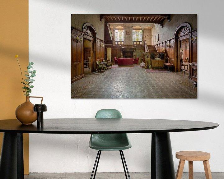 Beispiel: Saal von Carola Schellekens