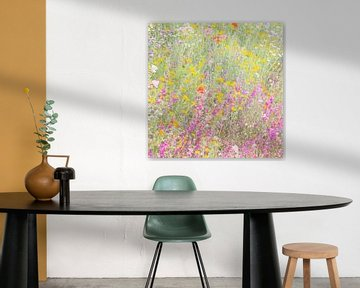 Das Wildblumenfeld von Martin Bergsma
