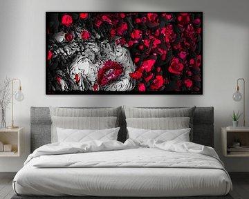 Roter Regen von Martin Melis