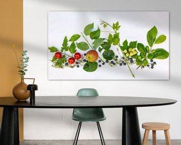 Vers lokaal fruit van Hilda Weges