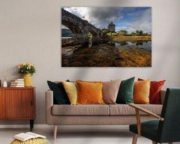 Schotland, Eilean Castle van Edwin Kooren