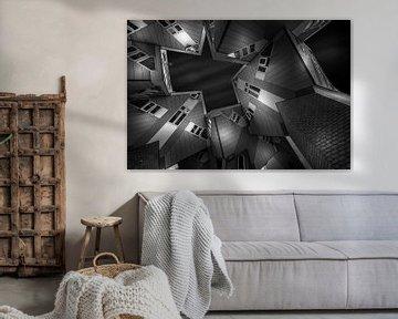 Cube Houses - Rotterdam von Jens Korte