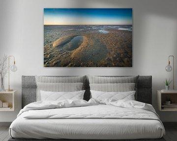 Noordzeemorgen van Martin Wasilewski