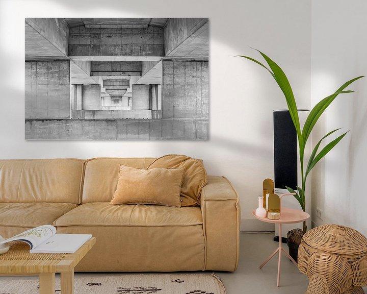 Sfeerimpressie: Betonnen schoonheid van Mark Bolijn