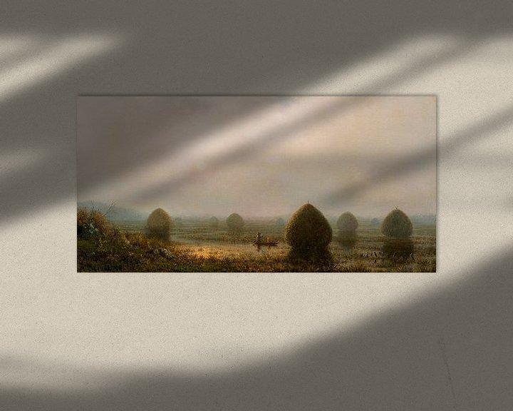 Beispiel: Der Große Sumpf, Martin Johnson Heade