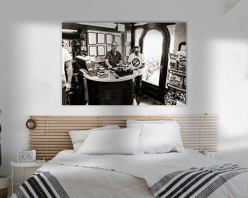 Holzwolle-Bar in Corleone von Bert Weber