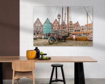 Hoorn: past, present and future! van Robert Kok