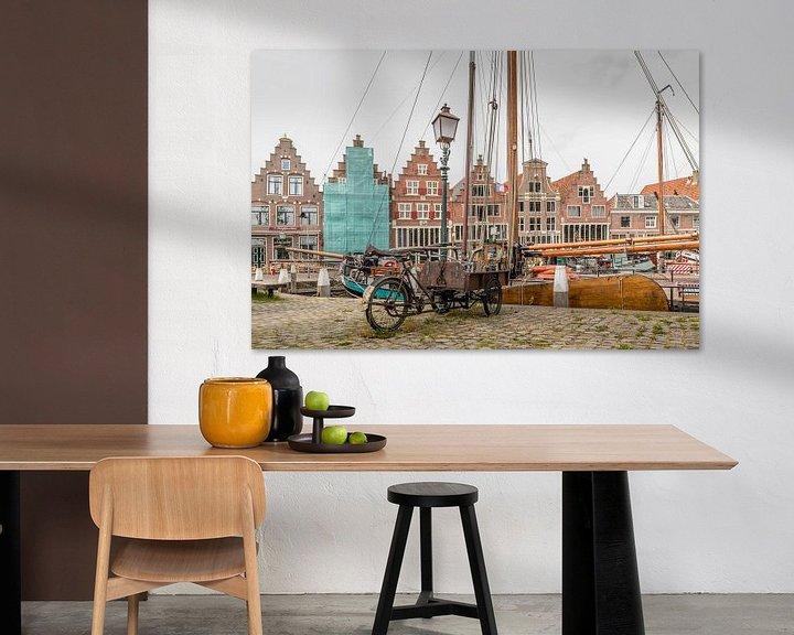 Sfeerimpressie: Hoorn: past, present and future! van Robert Kok