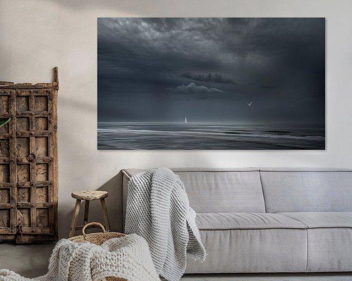 Beispiel: 3590 Momente vor dem Sturm von Adrien Hendrickx