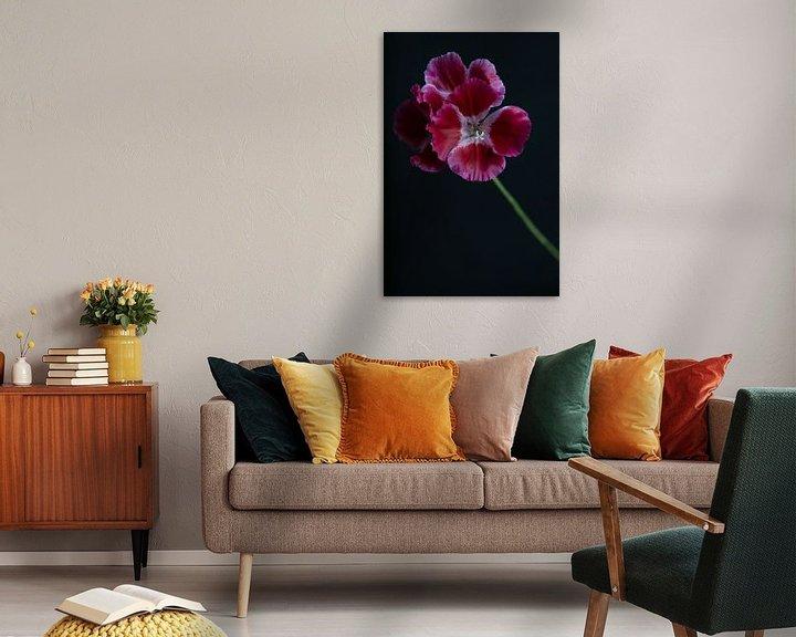 Impression: Fleur sur Carla Van Iersel