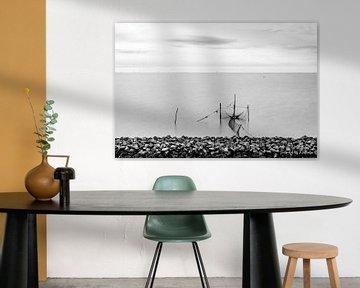 Rast am Wattenmeer von Nathalie den Besten