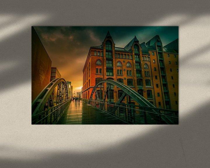 Beispiel: Hamburg von Ingo Boelter