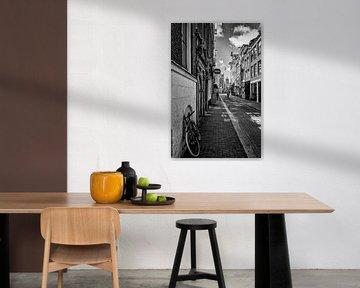 Oude Hoogstraat Amsterdam von Don Fonzarelli