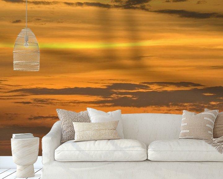 Beispiel fototapete: Caribische Zonsondergang von M DH