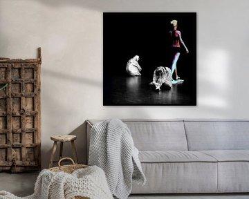 Tanz und Emotionen von Esther van Dijk