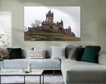 Reichsburg Cochem/Mosel von MSP Canvas