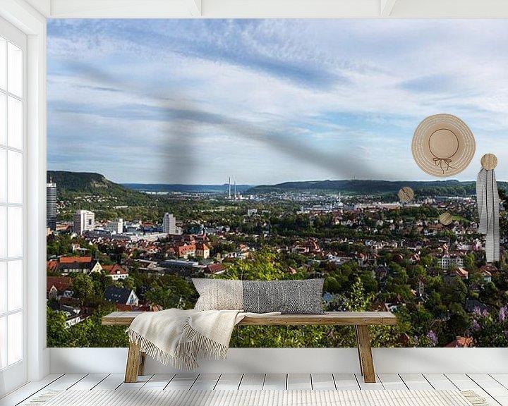 Impression: Panorama de Jena sur Frank Herrmann