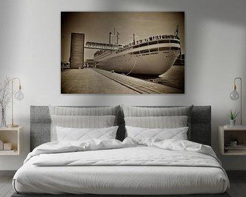 SS Rotterdam sur Eddy Westdijk