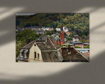 In Aue / Erzgebirge van Johnny Flash