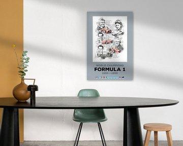 Formel 1 Weltmeister von 1950 bis 1959 von Theodor Decker