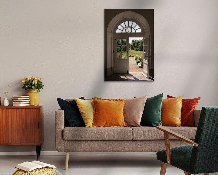 Impression: Room with a view sur Ton van Buuren