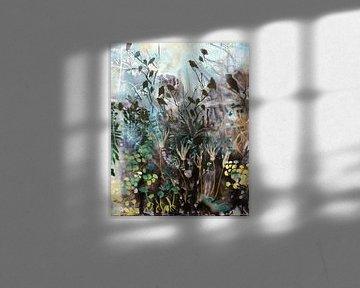 Uil & Vis van Simone Zacharias