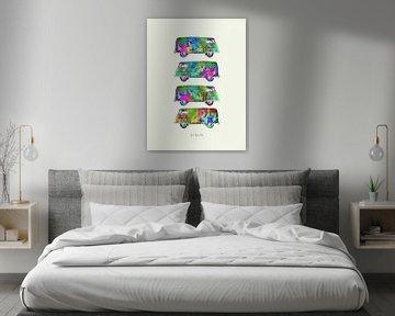 Art Bus Art van Joost Hogervorst