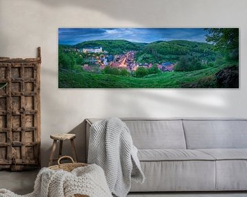 Stolberg Panorama van Martin Wasilewski