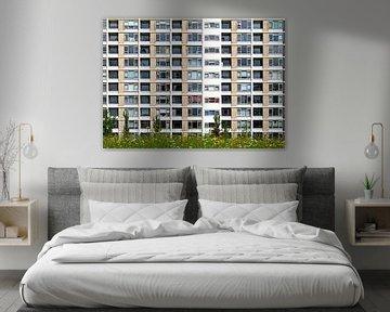 Wohnungen, Vijfsluizen Schiedam von Artstudio1622
