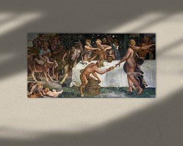 Giulio Romano, Raum der Psyche - 1528