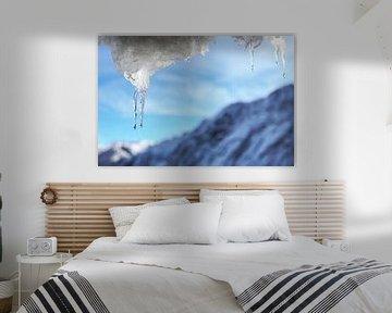 Eiszapfen