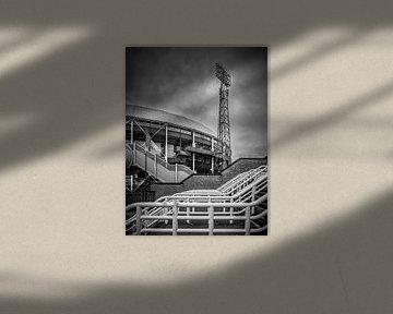 De Kuip Rotterdam van Danny den Breejen