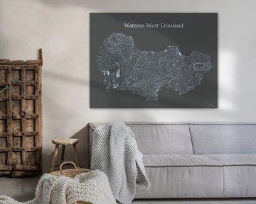 Sloten West-Friesland van Ruben Wester