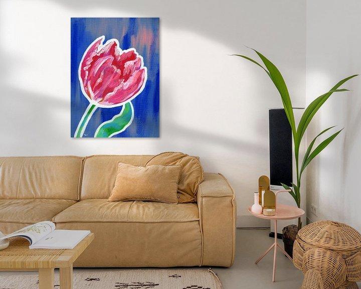 Beispiel: Starke Tulpe von ART Eva Maria