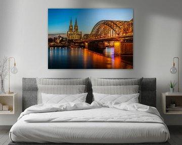 Köln von seiner besten Seite von Edwin Kooren