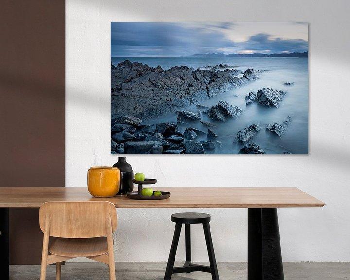 Beispiel: Tasmanische Fels Landschaft von Jiri Viehmann