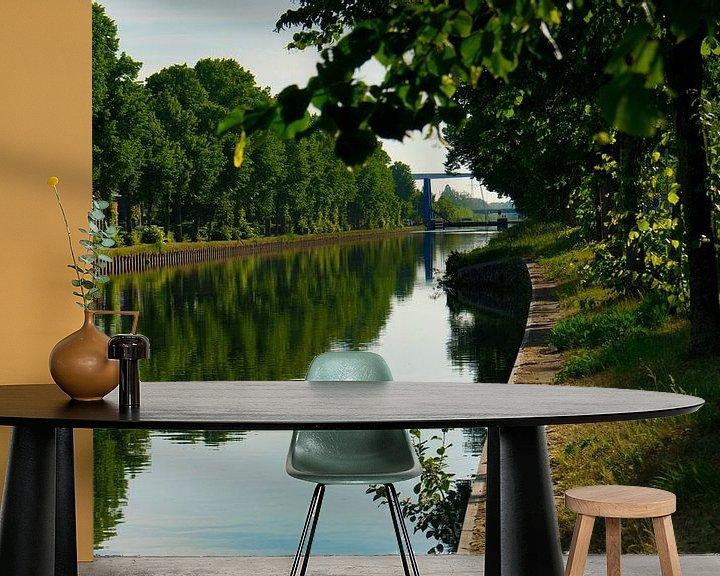 Impression: Le silence sur le canal le Zuid Willemsvaart sur JM de Jong-Jansen