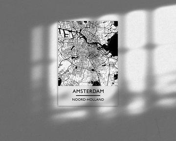 Amsterdam Nordholland Niederlande von Bert Hooijer