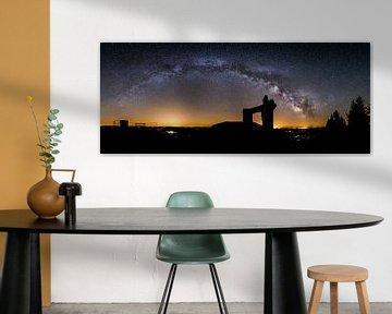 De Melkweg in al haar pracht van Nando Harmsen