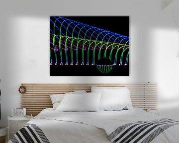 Die Kunst der Linien #2 von Lex Schulte