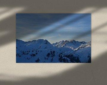 Winter Wonderland van Marcel van Duinen