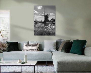 Mühle De Biks von Marga Vroom