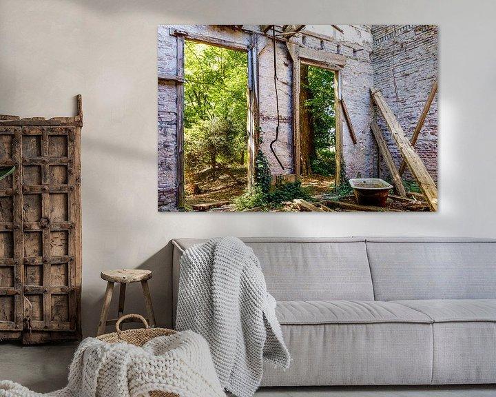 Beispiel: Innen- und Außenbad. von Anjo ten Kate