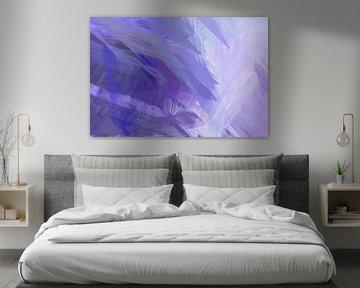 farbige abstrakte kunst von eigens
