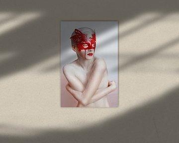 Weiß und Blut, Angelina Goncharova von 1x