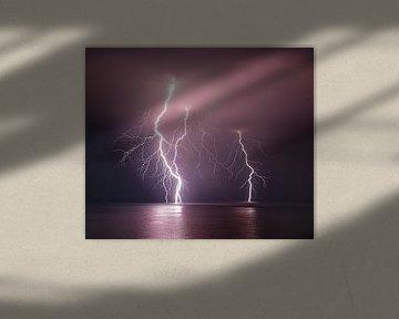 Thunderbolt over de zee, nini_filippini van 1x