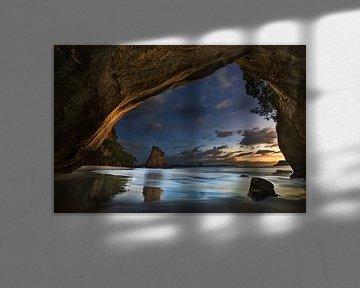 Cathedral Cove, Yan Zhang van 1x