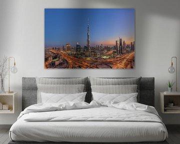 The Amazing Burj Khalifa, Mohammad Rustam von 1x